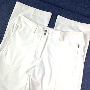 ⛳️|•NIKE•| Nike Golf Dri-Fit White Golf Pants